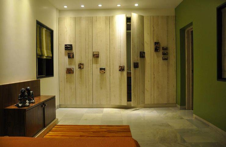 Inscape Designers Dormitorios de estilo ecléctico