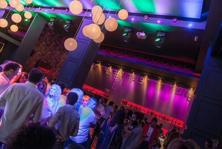 Rufo Iluminación Kolonyal Multimedya Odası