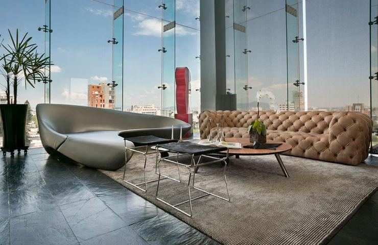 M+M INTERIORISMO Modern living room