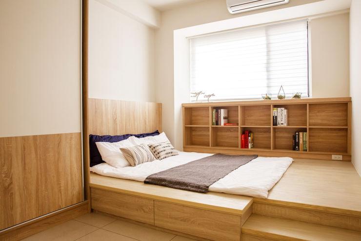 新北 林口 Kuo residence (竹城長崎) 双設計建築室內總研所 嬰兒房/兒童房