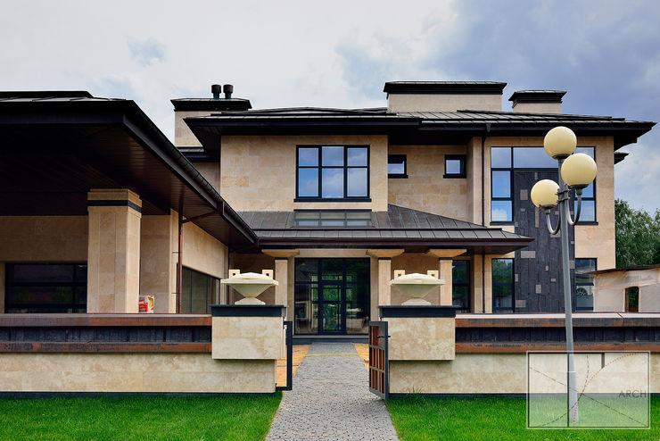 Архитектурная Мастерская Георгия Пряничникова Maisons originales