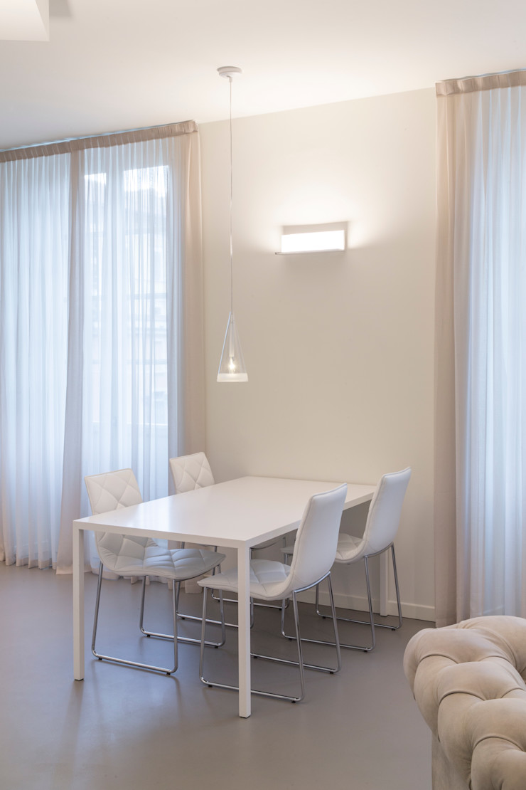 living Resin srl Pareti & Pavimenti in stile moderno