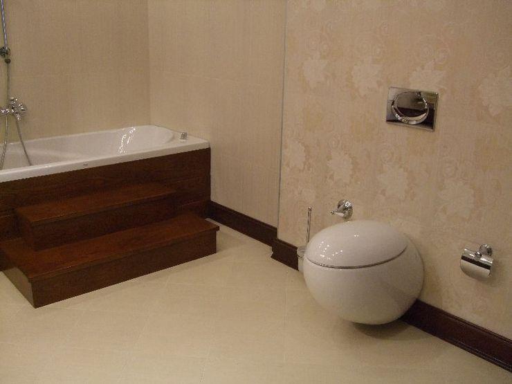 Ataköy Konakları Öykü İç Mimarlık Klasik Banyo
