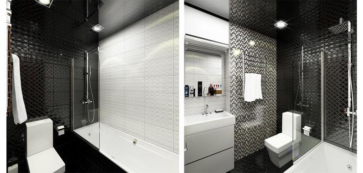 Студия 'Облако-Дизайн' Ванна кімната