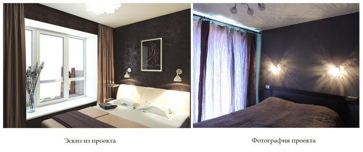 Студия 'Облако-Дизайн' Спальня