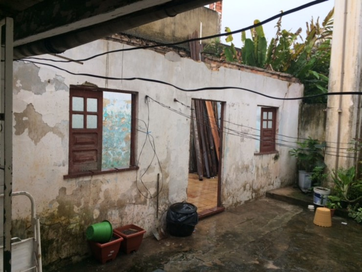 Reinaldo Pampolha Arquitetura 車庫/遮陽棚
