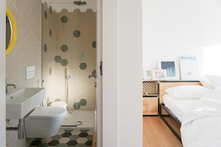 Realizzazioni studiovert Modern style bedroom