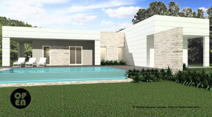 ATELIER OPEN ® - Arquitetura e Engenharia Jardin moderne