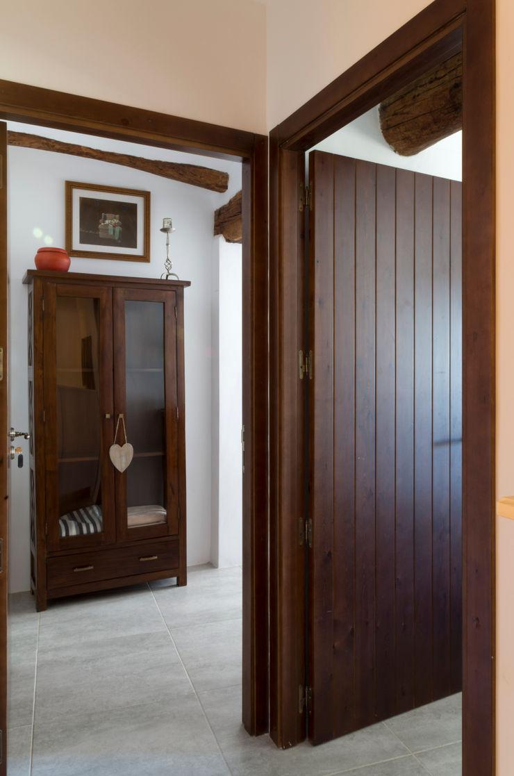 FGMarquitecto Couloir, entrée, escaliers ruraux