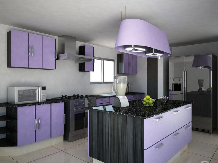 Ecourbanismo Cocinas de estilo minimalista