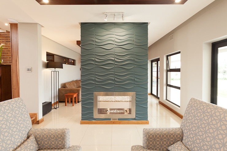 Redesign Interiors Ruang Keluarga Modern