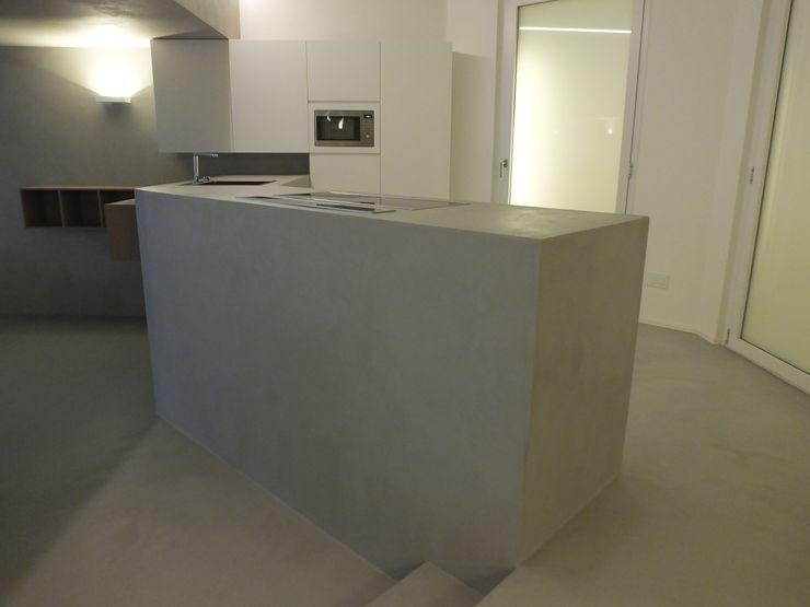 Frigerio Paolo & C. KitchenStorage Wood White