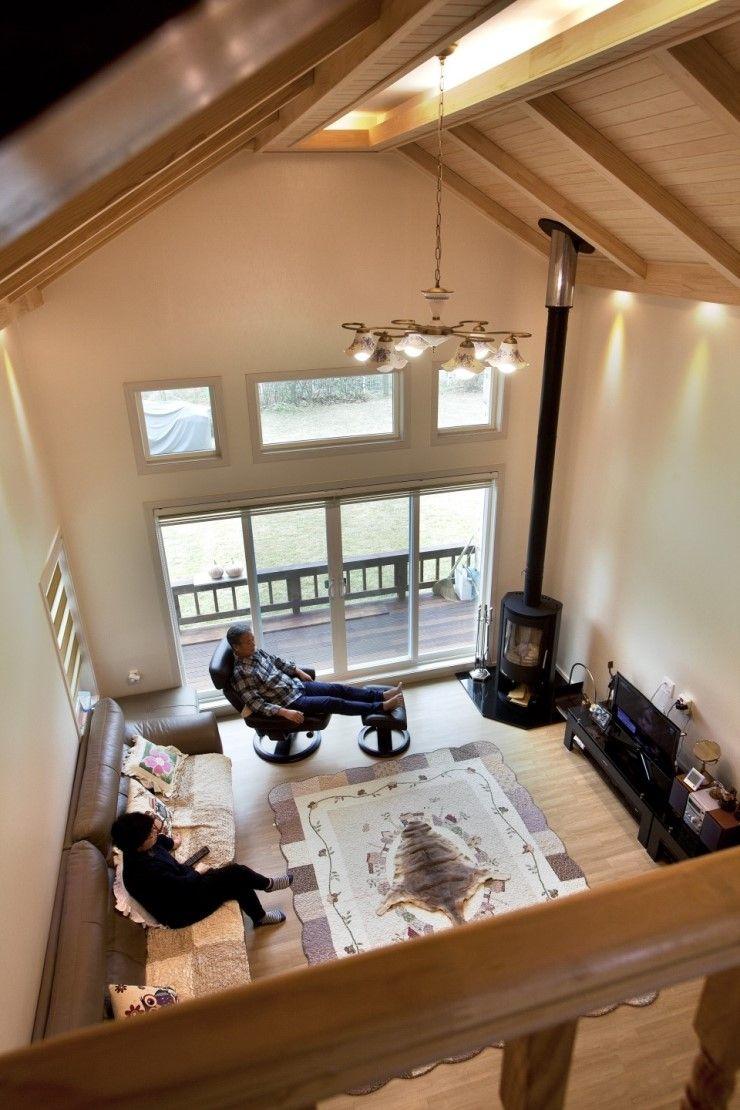 Goodhaus Modern living room
