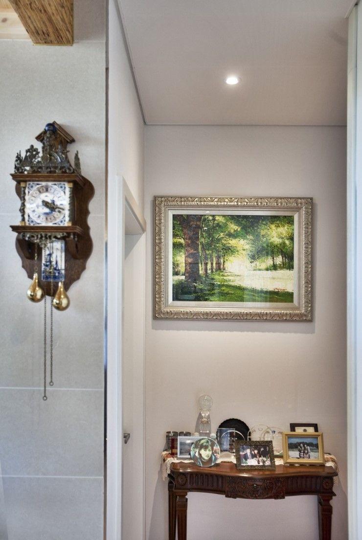 Goodhaus モダンスタイルの 玄関&廊下&階段