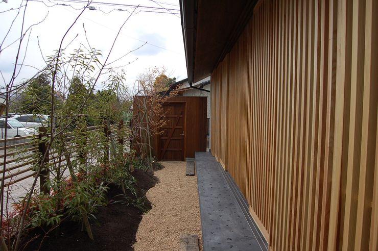 環アソシエイツ・高岸設計室 Minimal style window and door