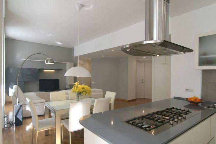 appartamento NN Laura Pistoia architetto Cucina minimalista