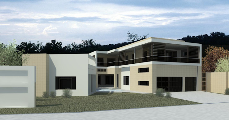 House in Edenvale - option 2 Essar Design