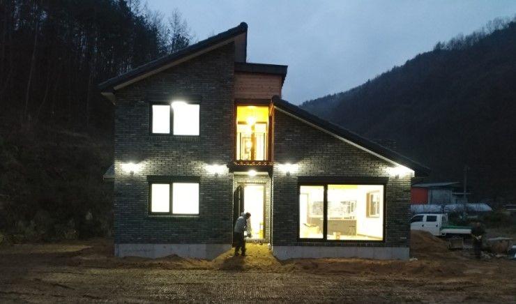 Goodhaus Modern houses