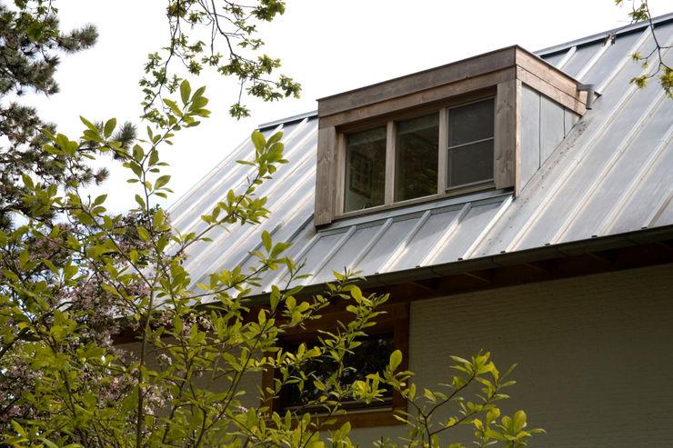JE-ARCHITECTEN Modern Evler