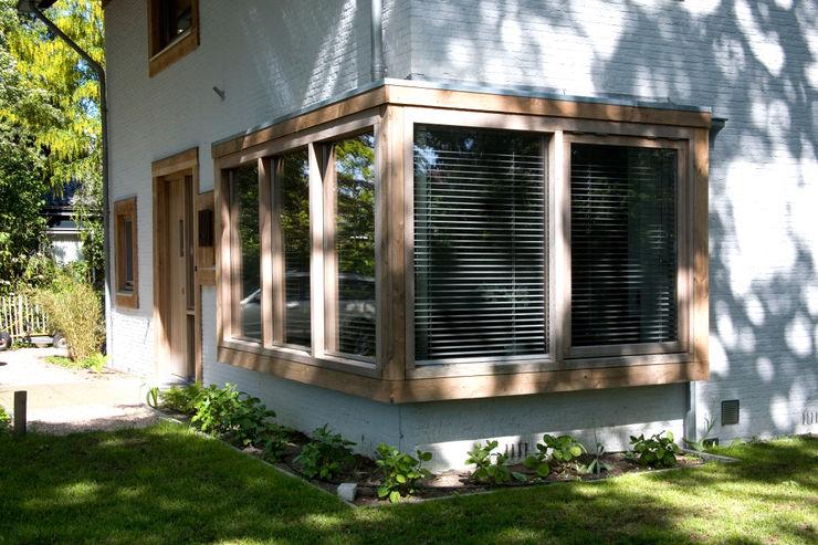 JE-ARCHITECTEN Modern Pencere & Kapılar