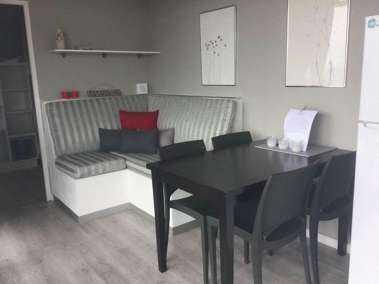 Square Elephant Living Area Berman-Kalil Housing Concepts Living room