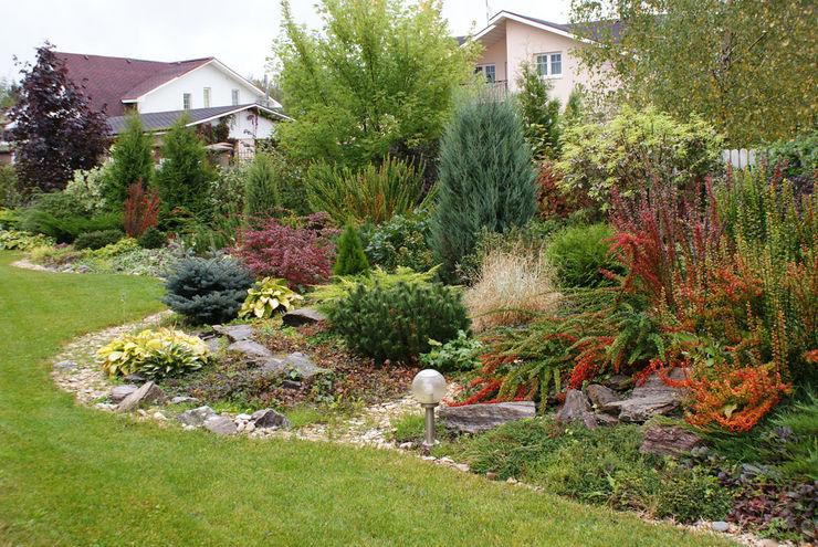ПАН Ландшафт Country style garden