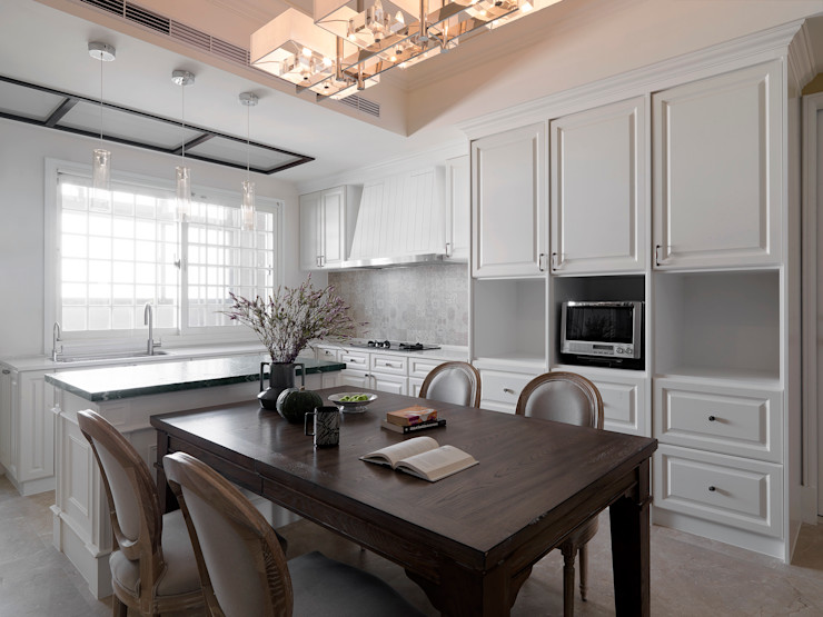   L&C 住宅   賀澤室內設計 HOZO_interior_design 廚房