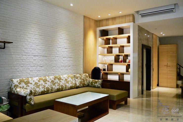 鹿敘空間設計 Scandinavian style living room