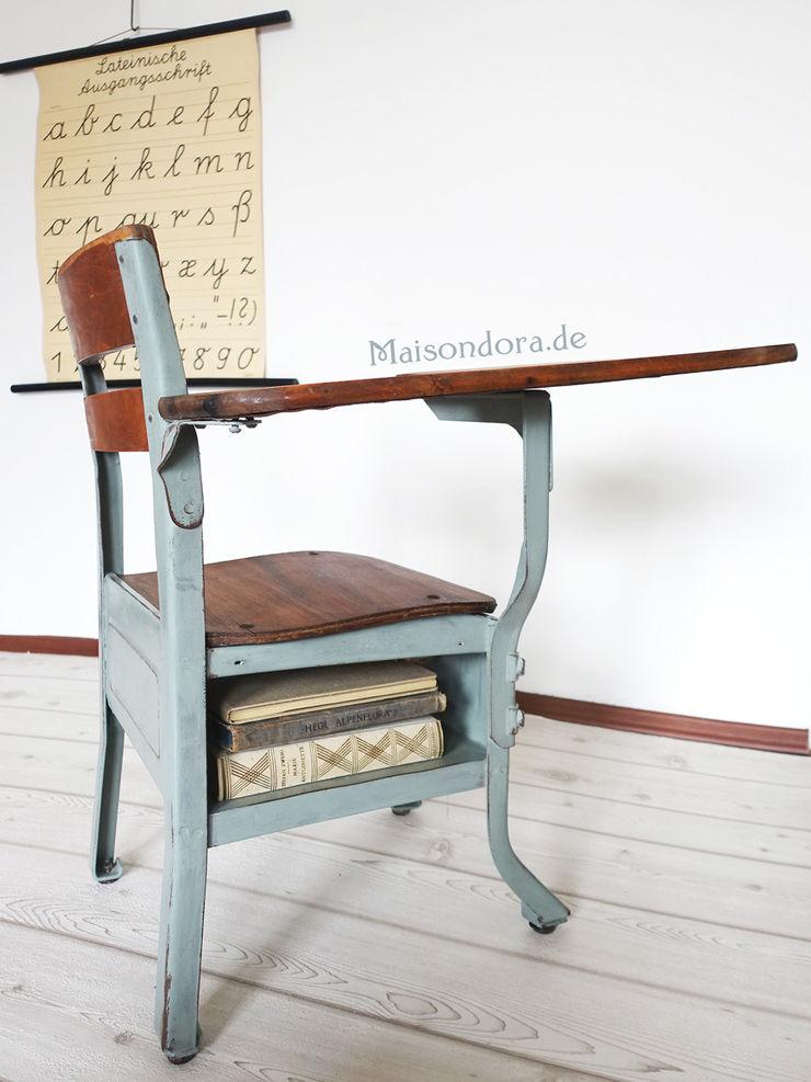 Maisondora Vintage Living Nursery/kid's roomDesks & chairs Metal Blue