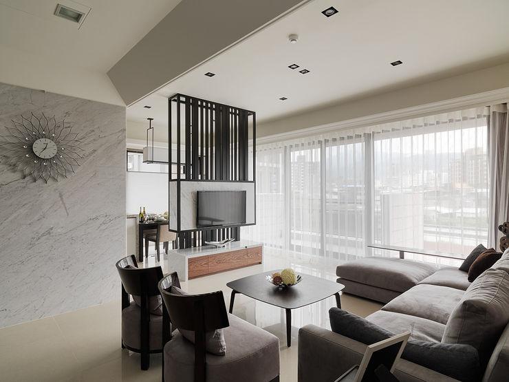 大集國際室內裝修設計工程有限公司 Modern Living Room
