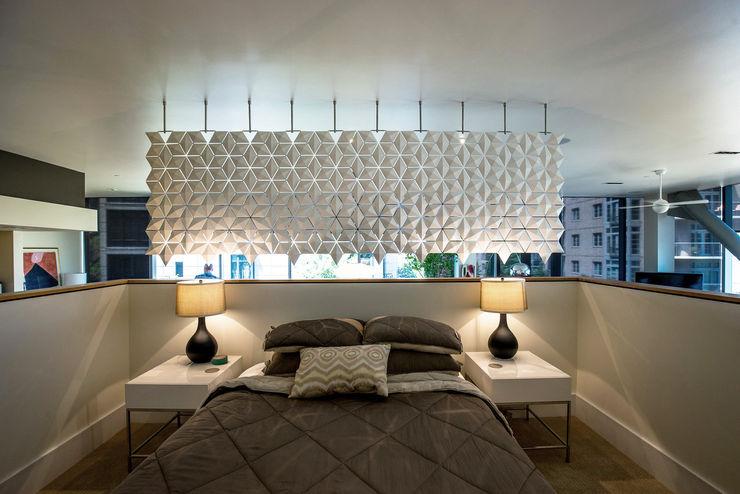 BREATHTAKING BEDROOM AND LIVING ROOM DIVIDER Bloomming Спальная комната Аксессуары и декор Пластик Белый