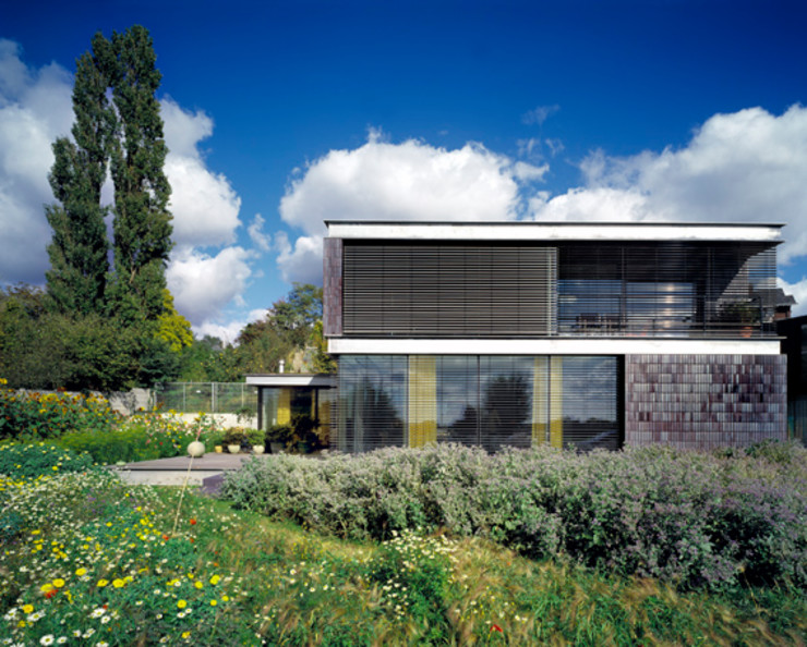 Villa Room Architectenbureau Paul de Ruiter Moderne huizen