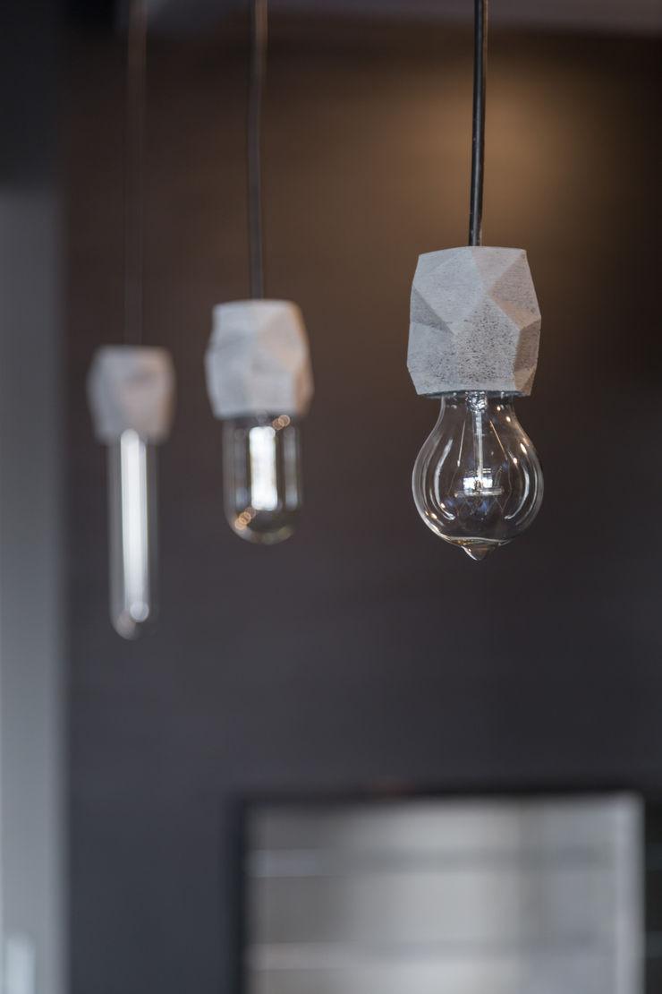 Apartamento Soho K+S arquitetos associados Sala de jantarIluminação