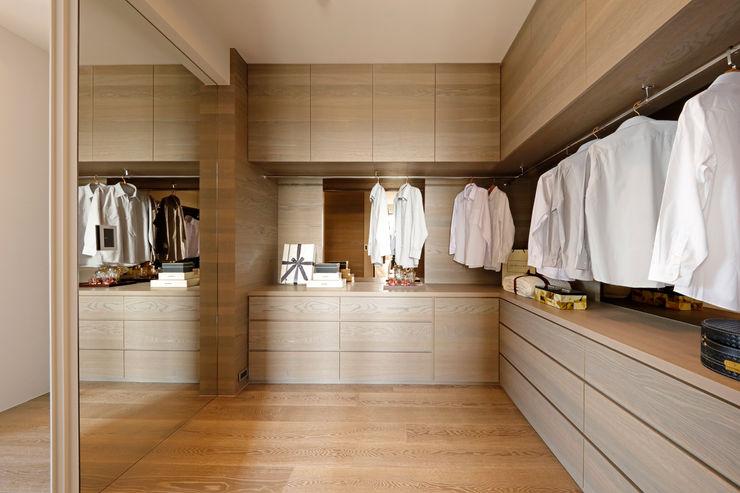 沐設計 Modern Dressing Room