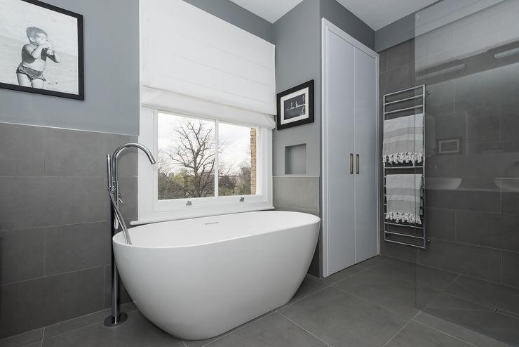 Ifield Road, Kensington Grand Design London Ltd Modern bathroom