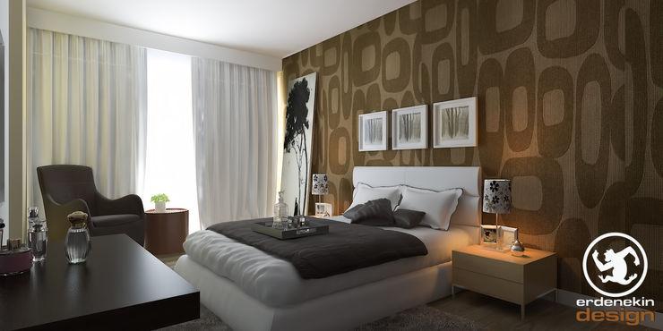 Erden Ekin Design 臥室