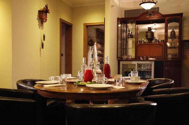 Lounge Natalia Interior Design Dining roomTables Wood Wood effect