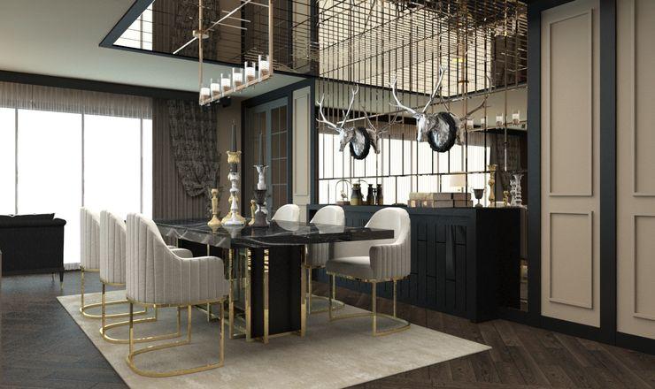 Ceren Torun Yiğit Dining roomTables