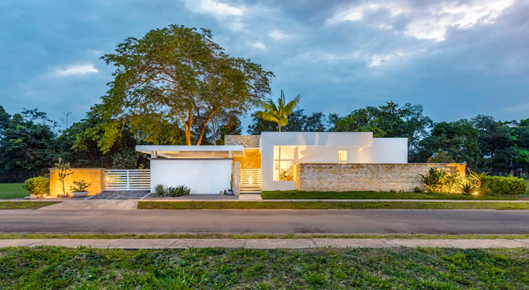David Macias Arquitectura & Urbanismo Modern houses