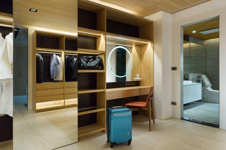 【衣櫃設計的層層巧思】 衍相室內裝修設計有限公司