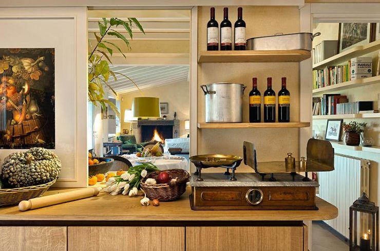 Falegnameria Ferrari Kitchen Solid Wood
