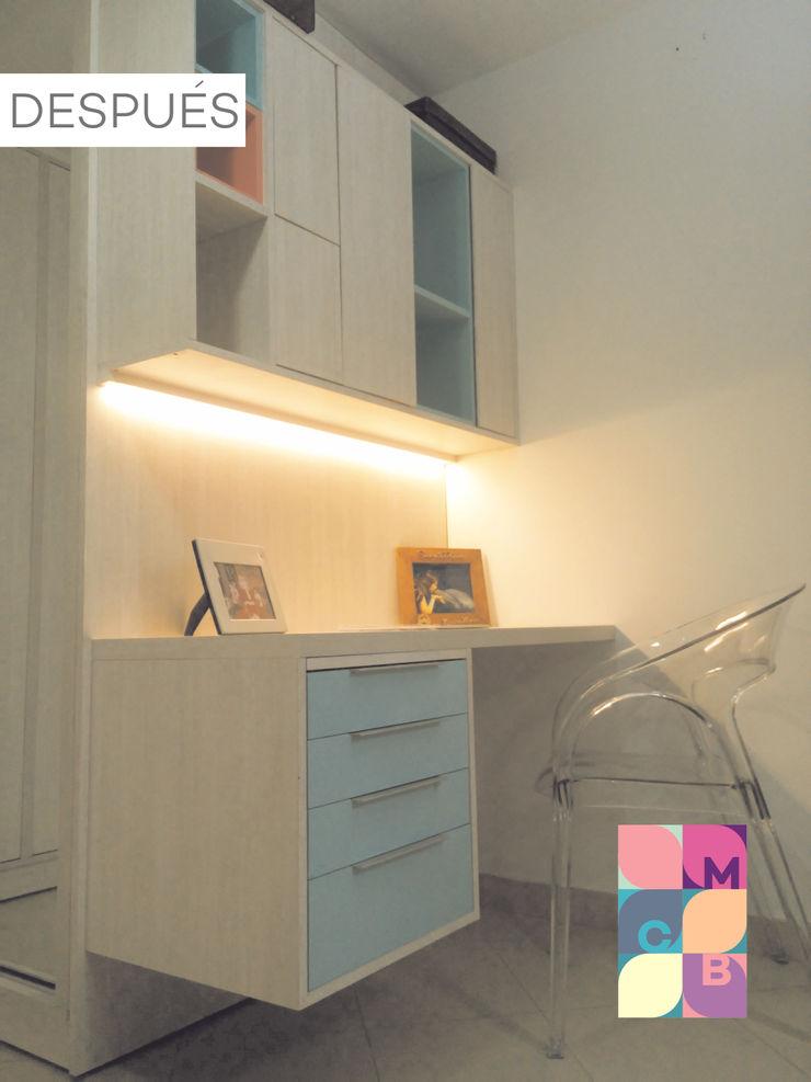 MCB Arquitectura - Diseño de interiores