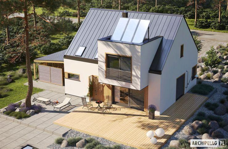 Pracownia Projektowa ARCHIPELAG Modern home