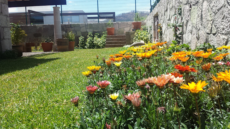SCH2laap arquitectura + paisajismo Modern Garden