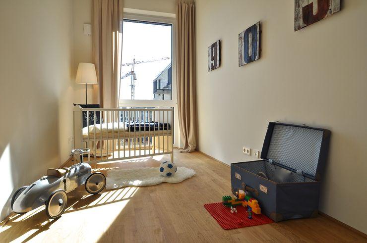 Karin Armbrust - Home Staging Dormitorios infantiles de estilo industrial