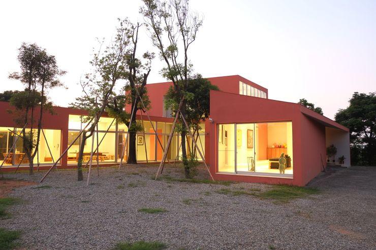 合院之家 哈塔阿沃設計 hataarvo design Minimalist houses