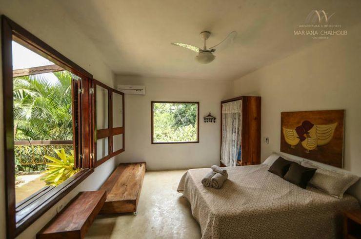 Mariana Chalhoub Colonial style bedroom