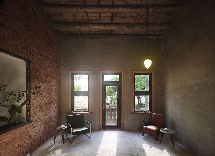 墐桐空間美學 Eclectic style living room