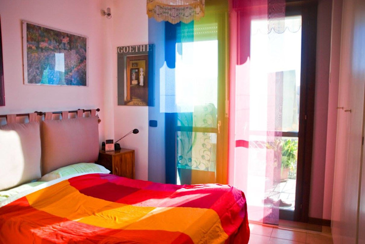 Francesca Vezzani Modern Bedroom