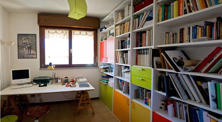 Francesca Vezzani Modern Media Room